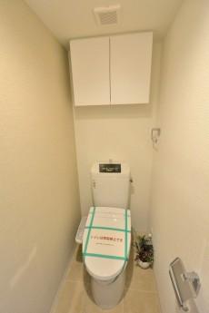 砧グリーンハイム第二 トイレ