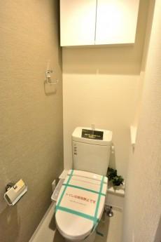 セザール第二上北沢 トイレ