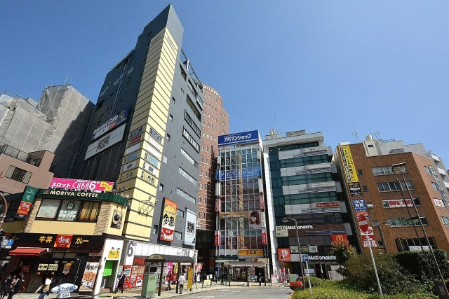 マイキャッスル目黒Ⅱ 目黒駅周辺