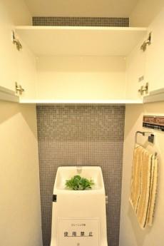 駒沢オリンピックマンション トイレ