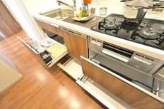 駒沢オリンピックマンション キッチン