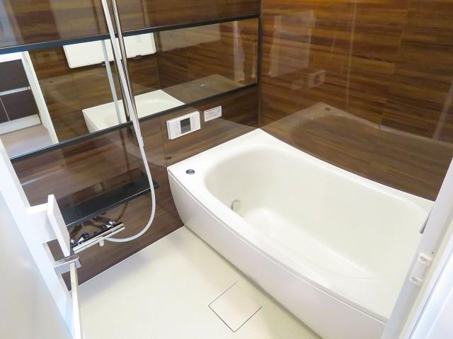 ノトス多摩川フレックス バスルーム