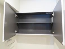 ファミール太子堂 トイレの吊戸棚