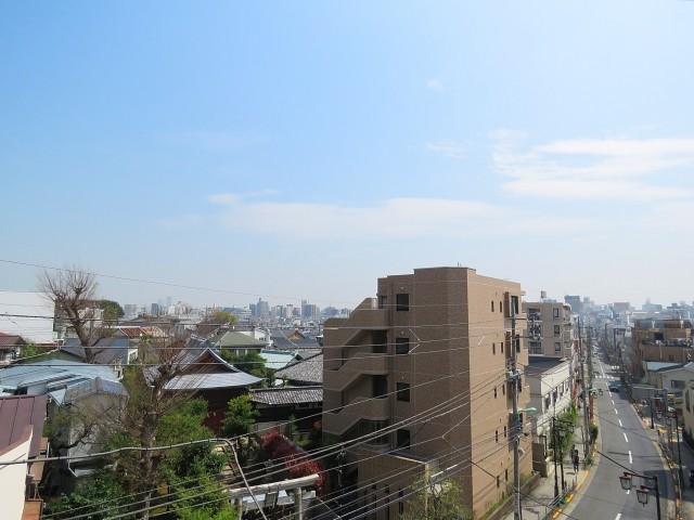 ファミール太子堂 眺望