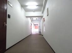 セブンスターマンション中目黒 共用廊下
