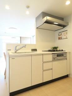 東北沢コーポラス キッチン