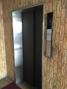 サンウッド目黒 エレベーター