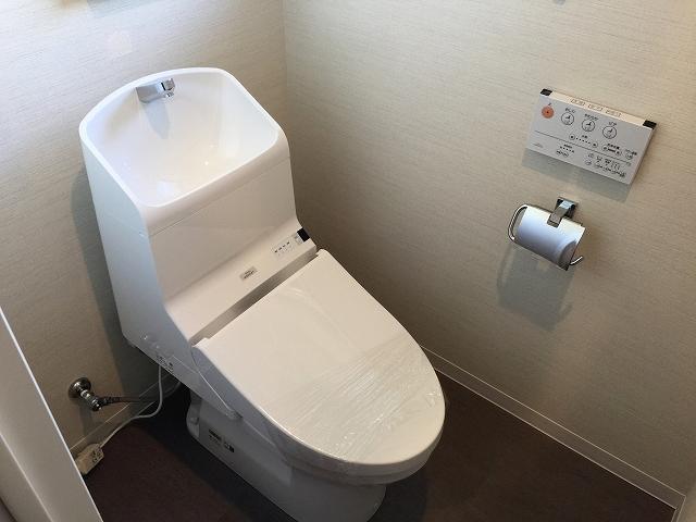 サンウッド目黒 トイレ