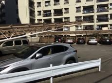小田急目白台マンション 駐車場