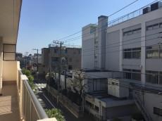 日商岩井豪徳寺マンション 眺望