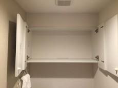 秀和清水池レジデンス トイレ収納