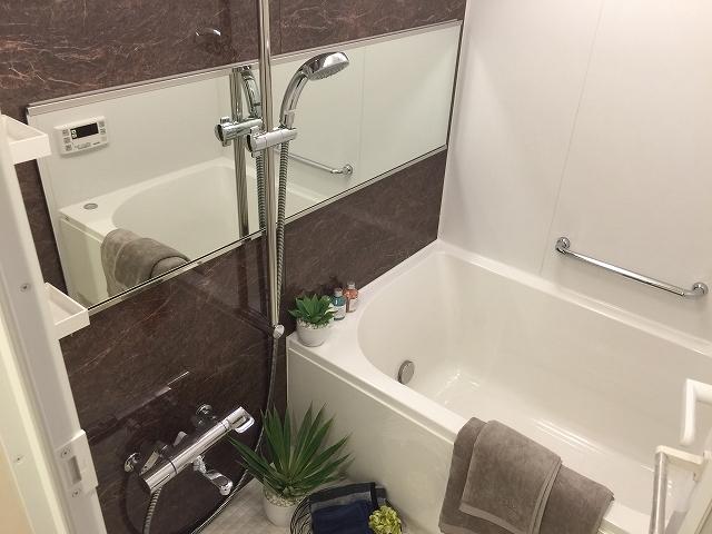 秀和清水池レジデンス バスルーム