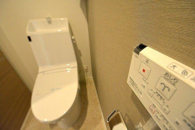 上馬シティホーム トイレ