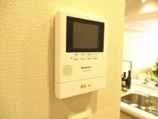 15代々木ハビテーション TV モニター