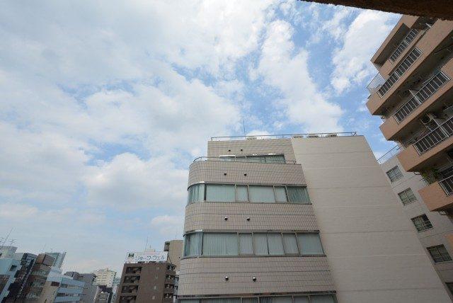 マンション五反田 バルコニー