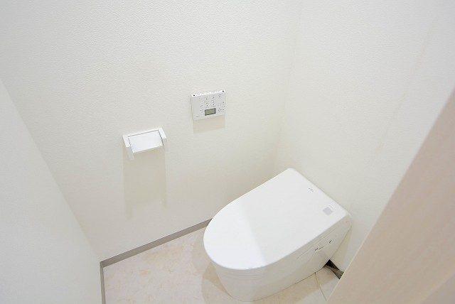 ファムール目黒 トイレ