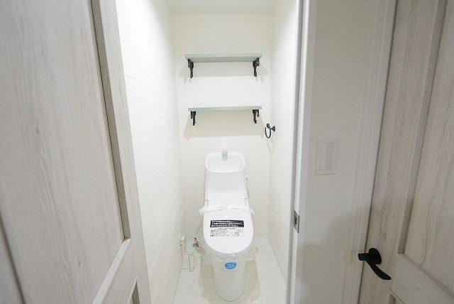 ナイスアーバン石川台 トイレ