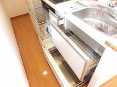 センチュリー巣鴨 キッチン収納