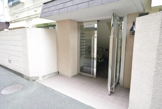 瀬田サンケイハウス エントランス