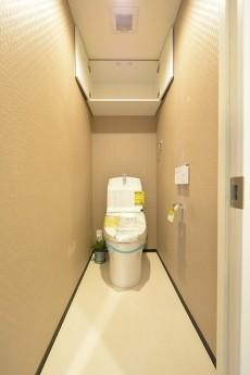 中銀南青山マンシオン トイレ