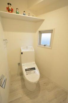 フラット田園調布308 トイレ