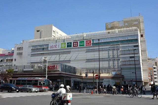 ファムール目黒 目黒駅周辺