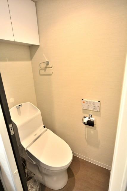 麻布コーポラス トイレ