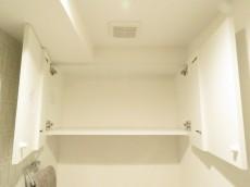 洗足ミナミプラザ トイレの吊戸棚