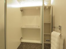 武蔵小山フラワーマンション 洗面化粧台