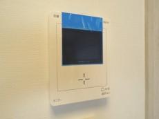 五反田コーポビアネーズ TVモニター付きインターホン