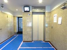 五反田コーポビアネーズ エレベーター