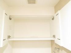 センチュリー巣鴨 トイレの吊戸棚