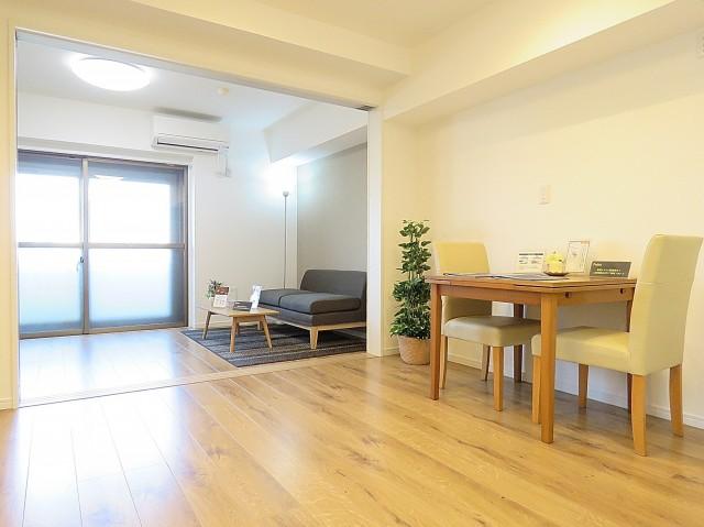 ニックハイム飯田橋 DK+洋室