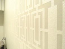 ナイスアーバン石川台 トイレのクロス