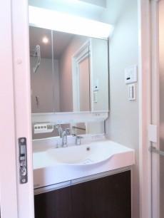 ユニーブル明大前 洗面化粧台