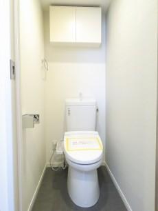 都立大コーポラス ウォシュレット付きトイレ
