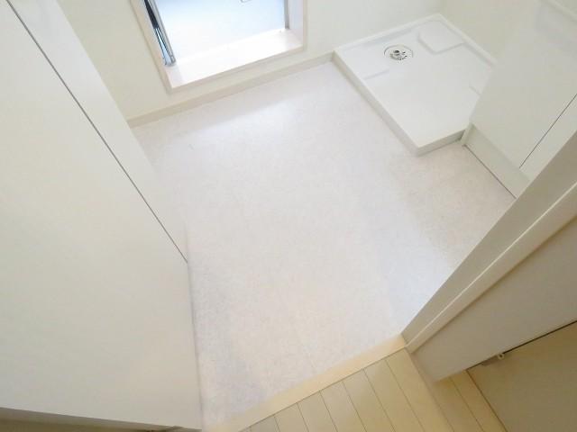 ファムール目黒 洗面室