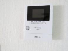 ファムール目黒 TVモニター付きインターホン