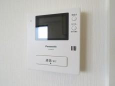 ビラ自由ヶ丘 TVモニター付きインターホン