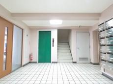 中銀南青山マンシオン エレベーター