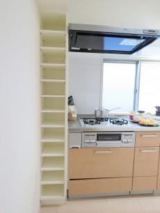 中銀南青山マンシオン キッチン