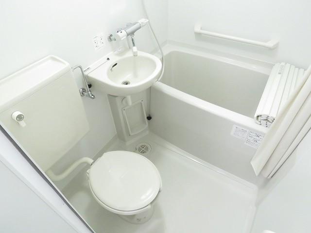 日興児玉パレス南青山 トイレ・バスルーム