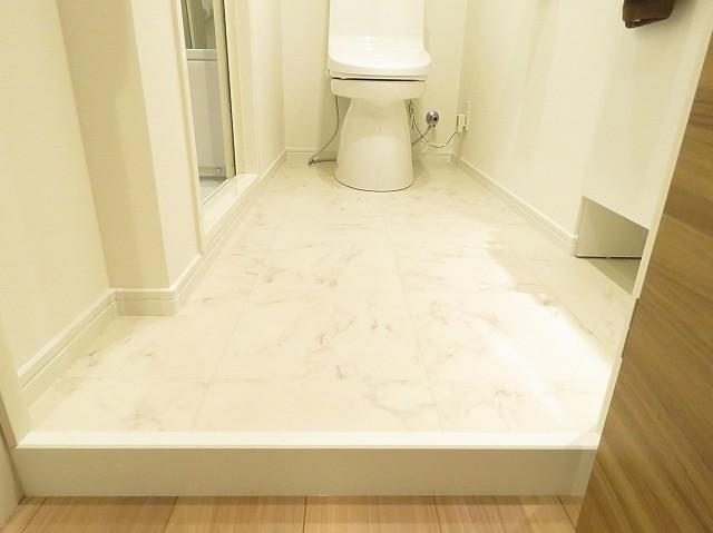 池袋サンシャインプラザ 洗面室