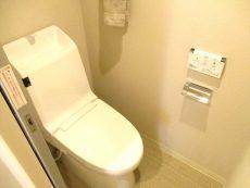 7代々木ハビテーション  トイレ