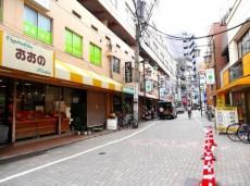 グランドメゾン白山 京華通り商店街