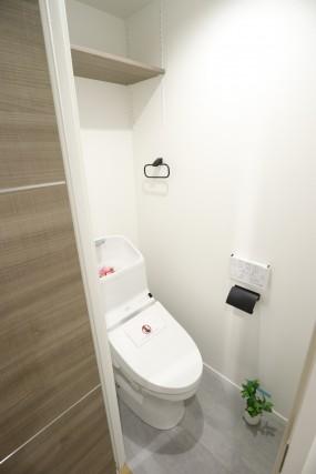 エタンセレ五反田 トイレ