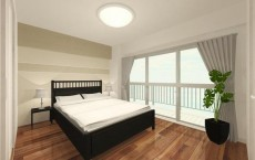 桜丘フラワーホーム 洋室完成イメージ