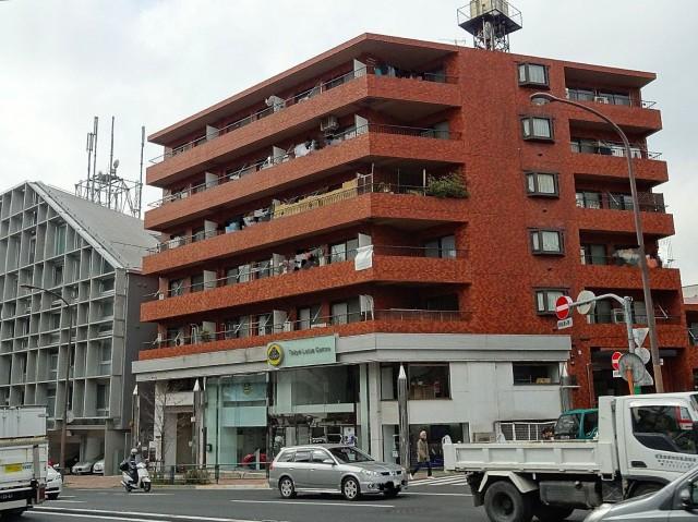 朝日石川台マンション 外観