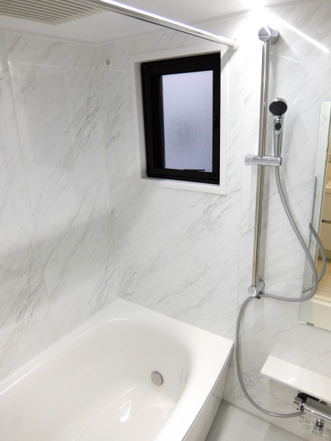 パレ・ド・エール砧 浴室