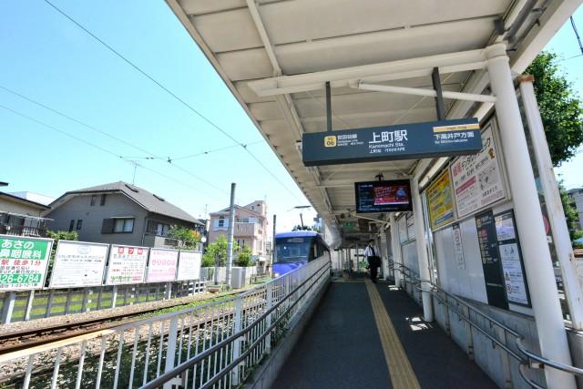 桜新町シティハウス 上町駅